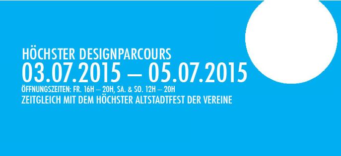 die erste offizielle Präsentation von Dreilettercode in Frankfurt Höchst