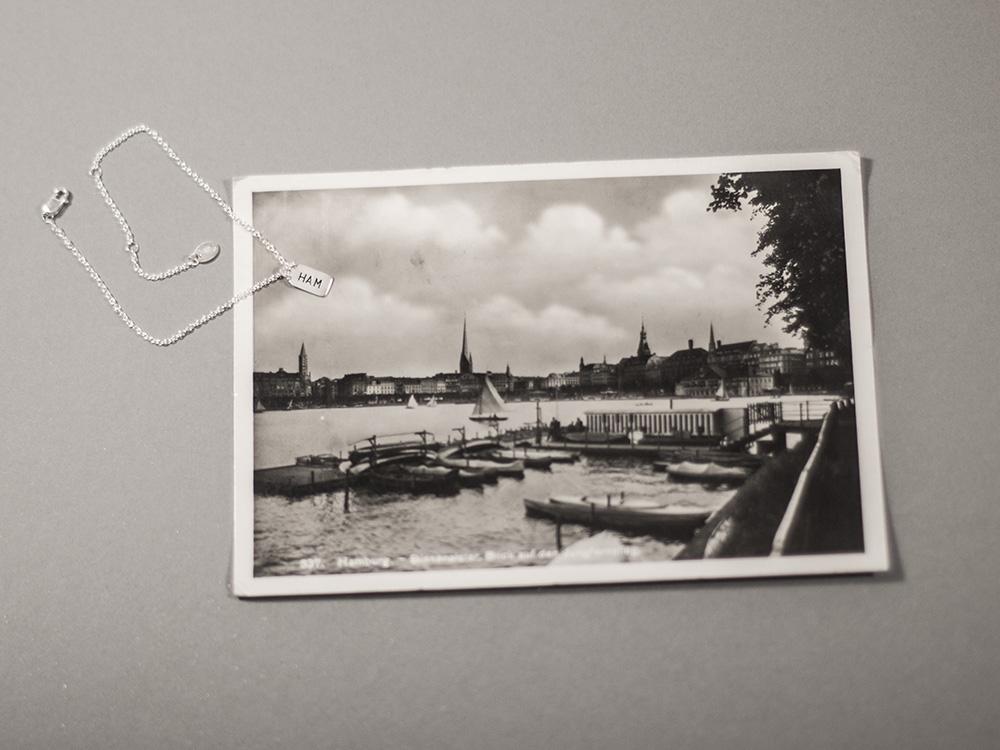 Postkarten Nostalgie aus Hamburg